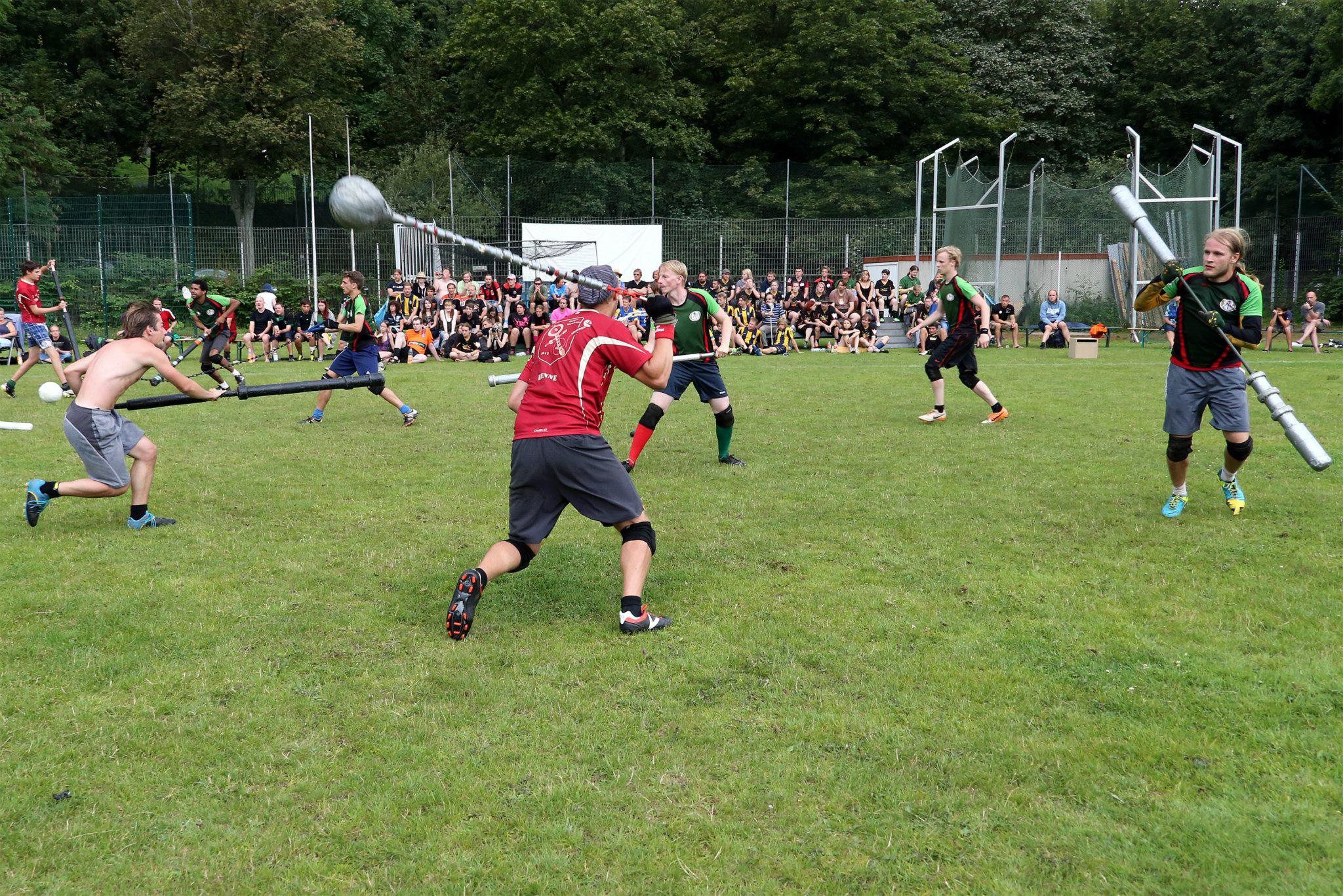 Jugger Wuppertal | Jugger?! - Jugger Turniere